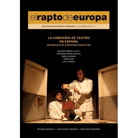 El Rapto de Europa nº 30