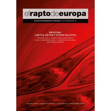 El Rapto de Europa nº 32