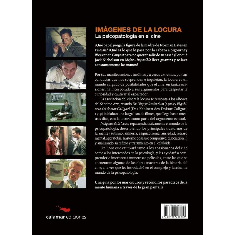 Imagenes De La Locura La Psicopatologia En El Cine 2ª Ed