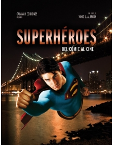 Superhéroes. Del cómic al cine
