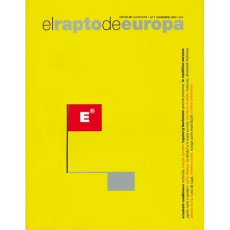 El Rapto de Europa nº 3